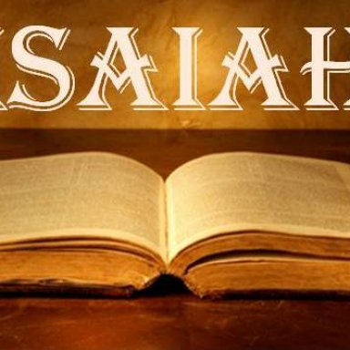 T17 - Haftarah - Isaiah 6:1-7:6; 9:5-9:6
